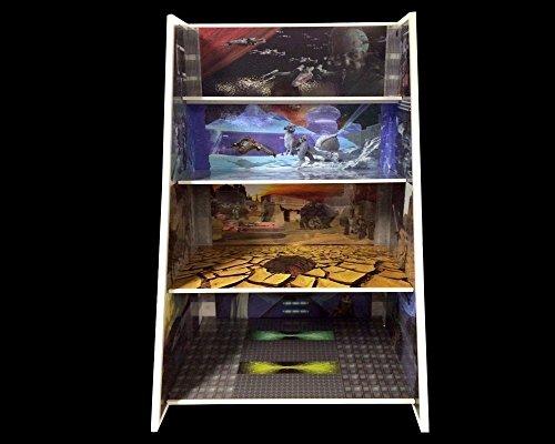"Star War ""the Force"" Display Shelves"
