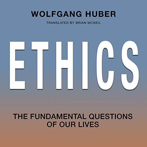 Ethics audiobook cover art