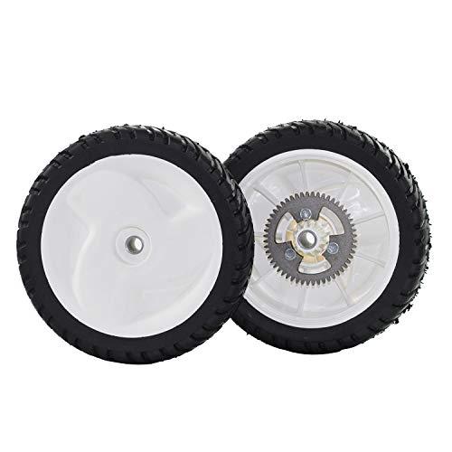 Antanker Replacement Toro Lawnmower Rear Drive Wheels 105-3036 for Toro Recycler Gear Rear Wheel 105-3024 105-3025 8' Wheel 2pack