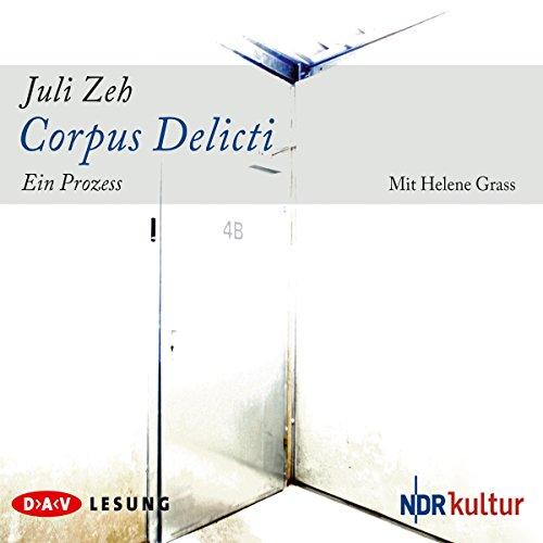 Corpus delicti audiobook cover art