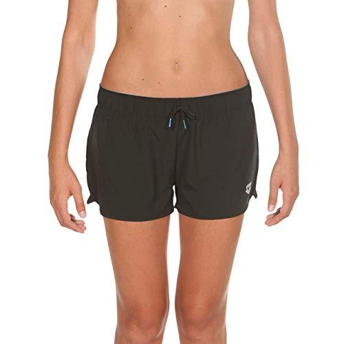 Arena W Gym Short, Bermuda Nuoto Donna, Nero (Black), S