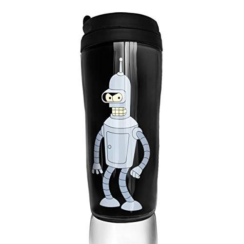 not Taza de té Futurama Bender de 350 ml práctica taza de regalo.