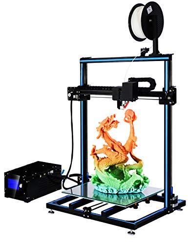 ADIMLab Gantry Pro 3D Printer Updated with Lattice Glass Resume Print Run Out Detection, 310X310X410...