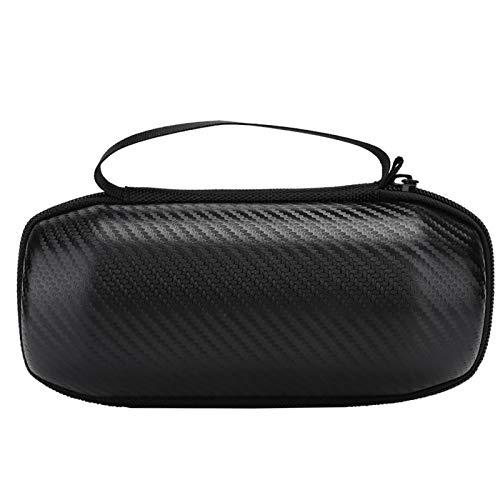 Guoshiy con partículas antichoque, Resistente Bolsa de protección de Altavoz Negra, Bolsa de protección de Altavoz Bluetooth, Altavoz Bluetooth para el Coche de Viaje en casa