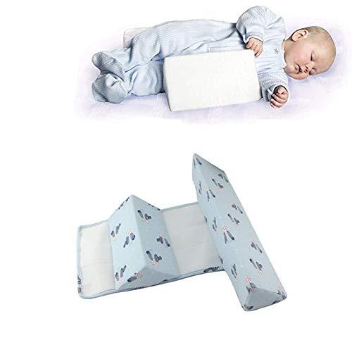 Soporte De Almohada Para Dormir Lateral Para Bebé, Cojín Antivuelco De Soporte Lateral Para...