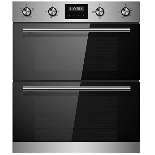Cookology CDO720SS 60cm Stainless Steel Built-under Electric...