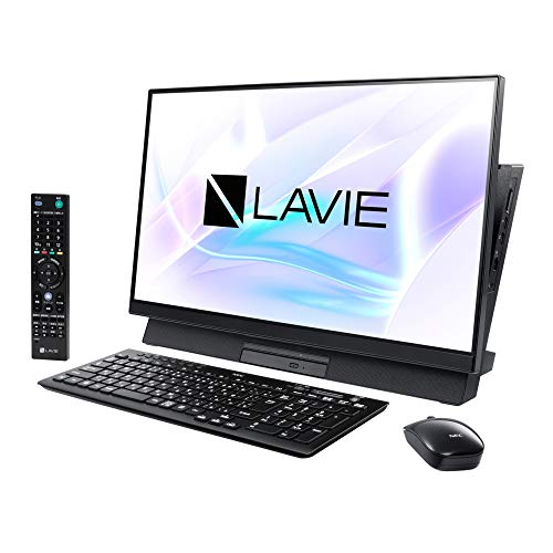 NEC(エヌイーシー)『LAVIEDesk All-in-one(DA370MAB)』