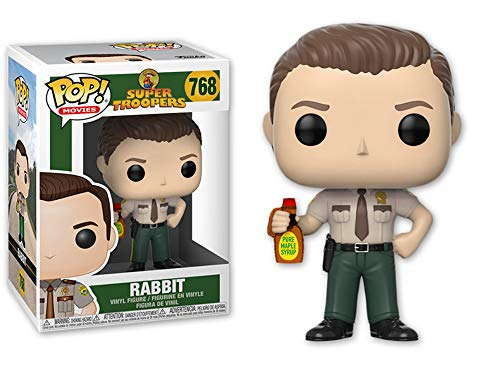 Pop! Vinilo: Super Troopers S2: Rabbit