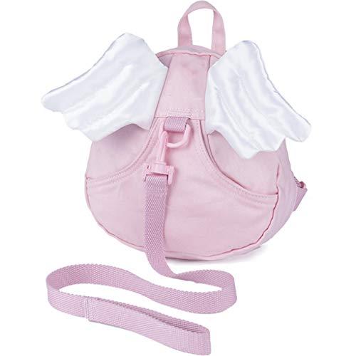Fliyeong Kleinkind Rucksack sicherheitsgurt Tasche Anti-Lost Strap geeignet für Kinder 6 Altersgruppen 1 stück rosa