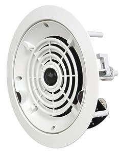 Speakercraft CRS6 One 6-Inch Custom Round Series In-Ceiling Loudspeaker