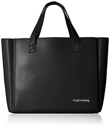 OrganizedBag Damen Handbag Dillon Handtaschen-Organizer, schwarz, Einheitsgröße