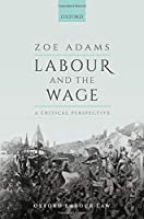 Labour and the Wage: A Critical Perspective (OX LABOUR LAW SERIES CLOTH)