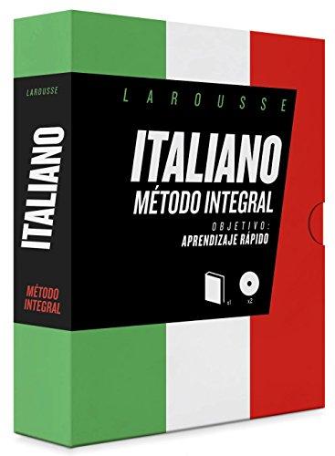 Italiano. Método integral (Larousse - Métodos Integrales)