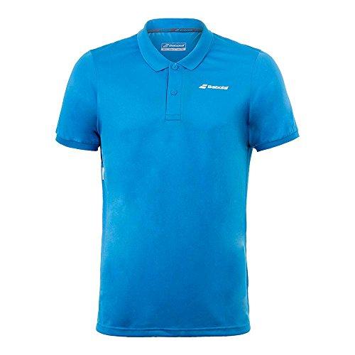 Babolat Polo Club Core Veste de Tennis Bleu Clair XL Bleu