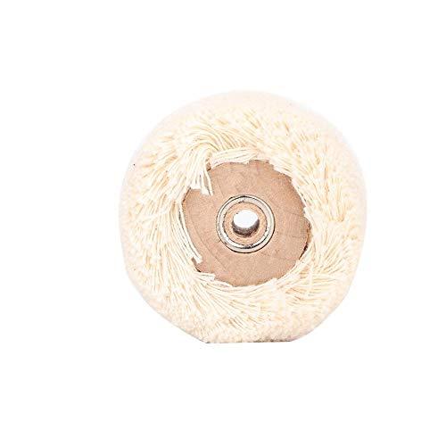 Rueda de Pulido de algodón de 3 tamaños