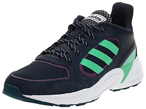 Adidas 90s VALASION, Zapatillas para Correr Mujer, Legend Ink/Bahia Mint/Tech Mineral, 37 1/3 EU