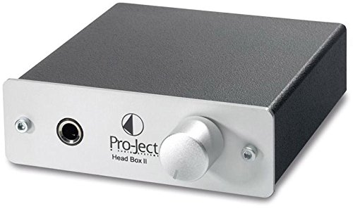 Pro-Ject Head Box II Kopfhörerverstärker silber
