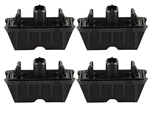 AUTOPA 51717237195 Jack Pad for BMW E82 E90 F10 F07 F02 E84 (Pack of 4)