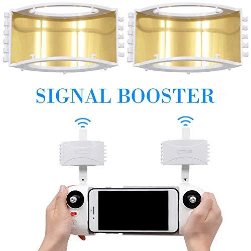 Hete-supply Signal Booster, 84cm Antenne Versterker Booster, Signaal Bereik Extender Afstandsbediening voor Xiaomi Folding Drone