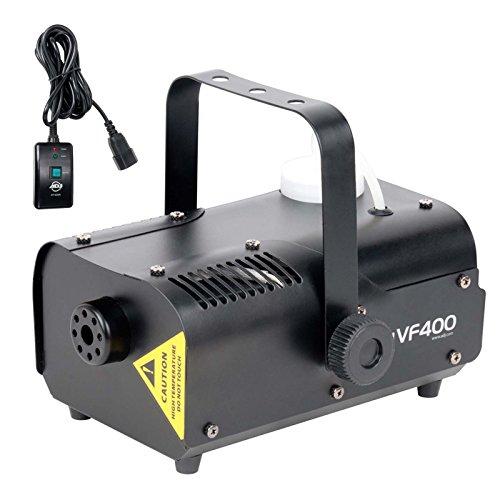 American DJ 1411100013 VF400 Macchina del fumo, 400W, Nero