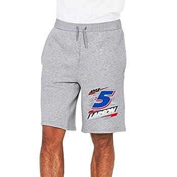 Ali Yee Kyle Car+5 Larson 2021 Xtreme Men s Shorts Sports Shorts Fitness Shorts Casual Shorts Cotton Shorts Gray