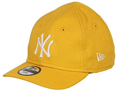 New Era New York Yankees Cap New Era MLB Kinder Baby Kappe Verstellbar Baseball Cap Gelb - Infant