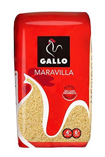 Pastas Gallo - Maravilla Paquete 500 g - , Pack de 6