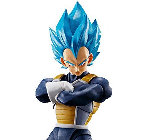 Bandai S. H. Figuarts Super Saiyan God Super Saiyan Vegeta-Super-Dragon Ball Super Broly