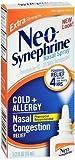 Neo-Synephrine Spray Cold & Sinus Extra Strength - 0.5 oz, Pack of 2
