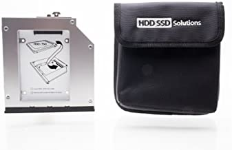 2nd HDD SSD Caddy for HP Probook 6560b, 6565b