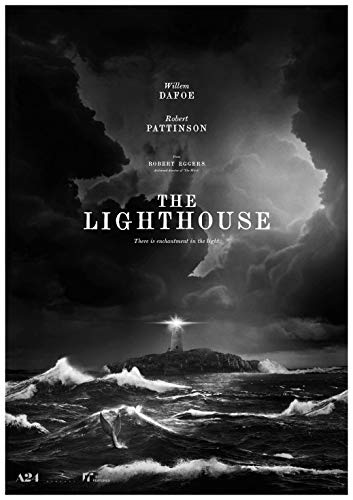 The Lighthouse Movie Poster 24 x 36 Inch Full Sized Print (2019)