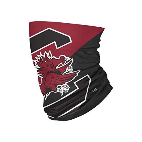 South Carolina Gamecocks NCAA Big Logo Gaiter Scarf