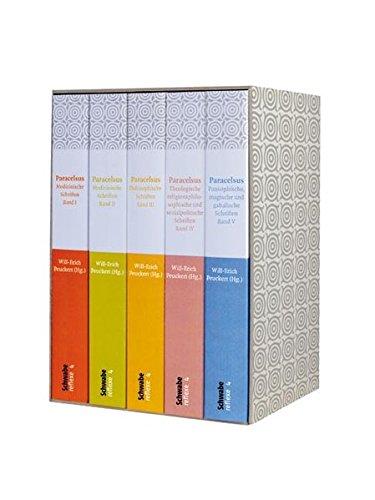 Gesammelte Schriften: Studienausgabe in fünf Bänden (Schwabe reflexe, Band 4)