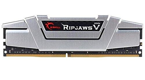 G.SKILL 16GB (2 x 8GB) Ripjaws V Series DDR4 PC4-21300 2666MHz for Intel Z170 Platform   Intel X99 Platform Desktop Memory Model F4-2666C15D-16GVS