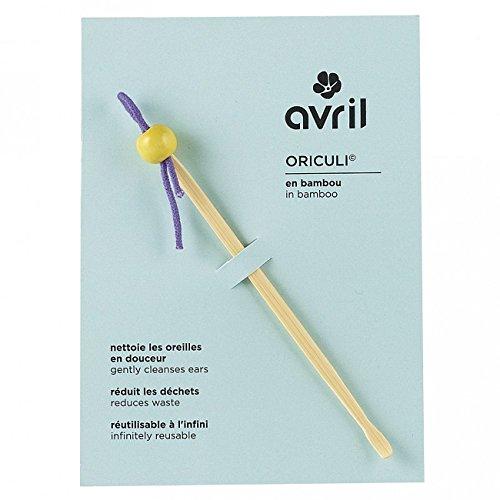 Générique Avril Oriculi en Bambou, 1 Unité