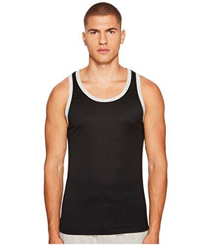 Dolce & Gabbana  Men's Modal Silk Tank Top Black 6
