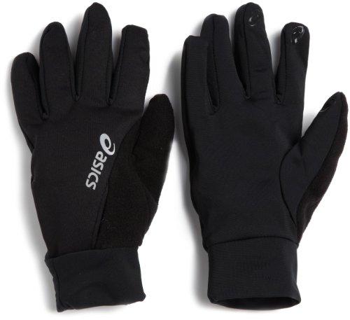 ASICS Thermopolis Handschuhe für Erwachsene, Unisex, Herren, schwarz, Large-X-Large