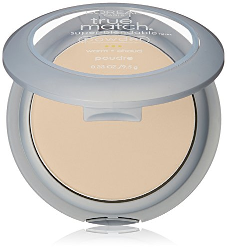 Price comparison product image L'Oréal Paris True Match Super-Blendable Powder,  W1 Porcelain (Warm) 0.33 Oz