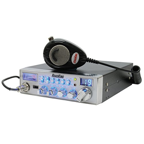 Road King RK5640 CB Radio with USB Charging Port. Buy it now for 149.99