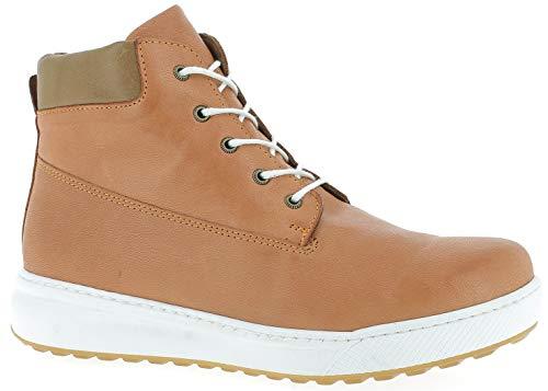 Andrea Conti 340008, Zapatillas para Mujer, Óxido/Marrón, 40 EU