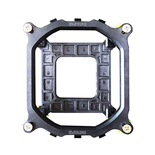 GLOTRENDS Soporte de CPU para CPU Intel Socket LGA1150/LGA1151/LGA1155/LGA1156/LGA1366/LGA2011-0/X58/X79