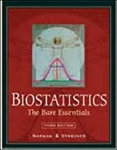 Biostatistics: The Bare Essentials, 3e