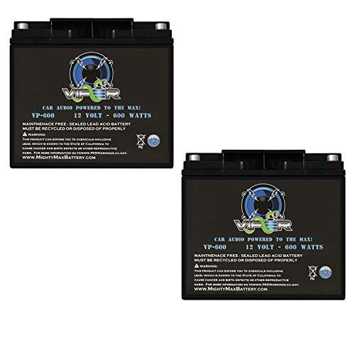 Mighty Max Battery Viper VP-600 12V 600 Watt Car