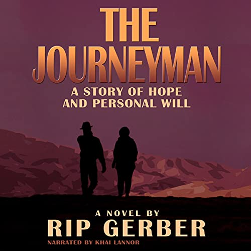 The Journeyman Audiobook By Rip Gerber cover art