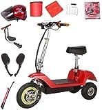 CYGGL Vélo électrique Pliable à 3 Roues...