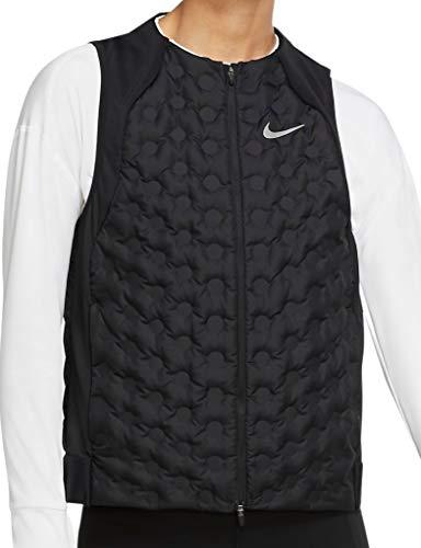 Nike Women's Aeroloft 800 Fill Power Down Running Vest Black (l)
