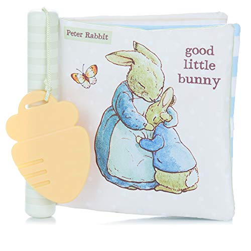 Beatrix Potter Peter Rabbit Soft Teether Book
