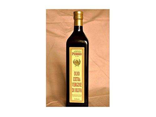 Latta da 5 l - Olio extravergine di oliva Classico, del Montiferru. Probabilmente il miglior olio evo sardo, del Montiferru, da cultivar Bosana. Buona piccantezza, sentori erbacei e di carciof