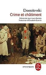 Crime et châtiment de Fedor Dostoïevski