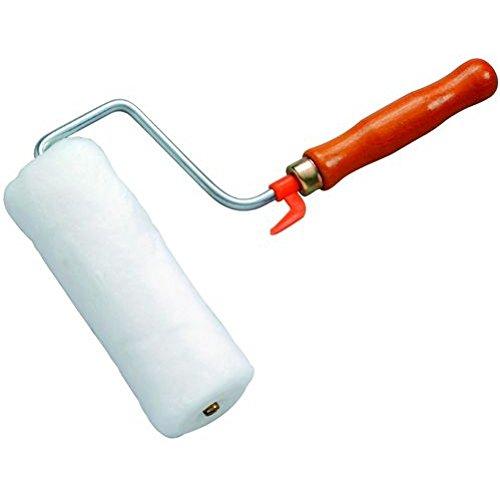 Rouleau de peinture avec r/éservoir rechargeable anti-goutte t/élescopique Paint Roller Clever Paintbrush